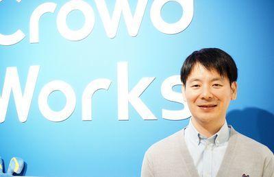 クラウドワークス・吉田社長、トヨタ超える「日本一の就業インフラ」を目指す