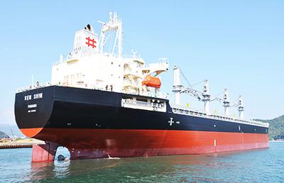 乾汽船株22.9%を取得した「アルファレオホールディングス」の狙いは