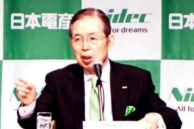 「中国は必ず伸びる」日本電産永守重信会長が強い期待