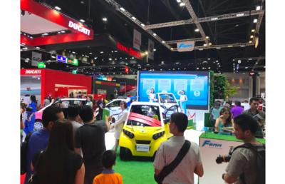 東南アジアで電気自動車を売る日本企業FOMMってどんな会社?
