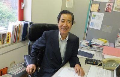 日本を明るく元気な国に! 経営者のコーチになった超エリート(上)