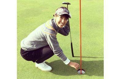 30代の女性がゴルフ場を救う
