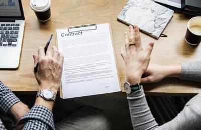 M&Aの最終契約書(事業譲渡の場合)サンプル書式と注意点
