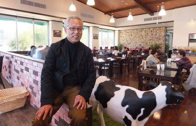 獣医から食の流通コンサルへ 農産物直売所運営の知恵伝授(上)
