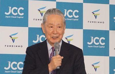 ソニーの元CEO出井氏 個人のベンチャー投資に前向き発言