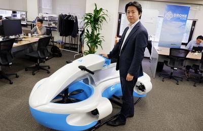 ホバーバイク量産を計画するA.L.I.Technologiesとは?