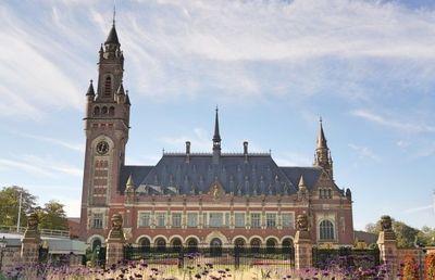 日本が「韓国提訴」を検討する国際司法裁判所とは