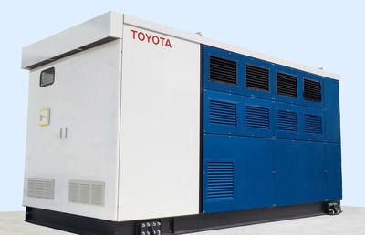 トヨタ、燃料電池の「本命」利用に乗り出す