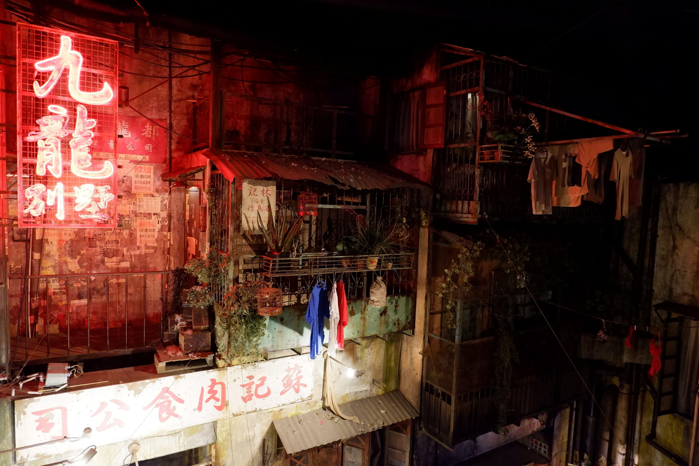 川崎市の九龍城砦「ウェアハウス」が閉鎖、ゲオの事業整理進む
