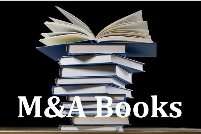 最近出版された「M&A関連本」2019年8-10月