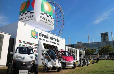 「脱クルマ」で復活した東京モーターショー、次回にどうつなぐ?