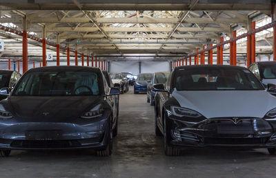 テスラ、トヨタに次ぐ時価総額世界2位に。日産は?ホンダは?