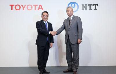 トヨタをNTTとの資本提携に走らせた「ウーブンシティ」とは?