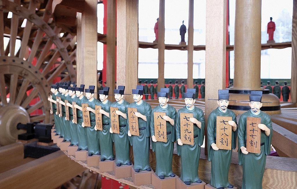 龍水社 日本時計史の断片を刻む|産業遺産のM&A