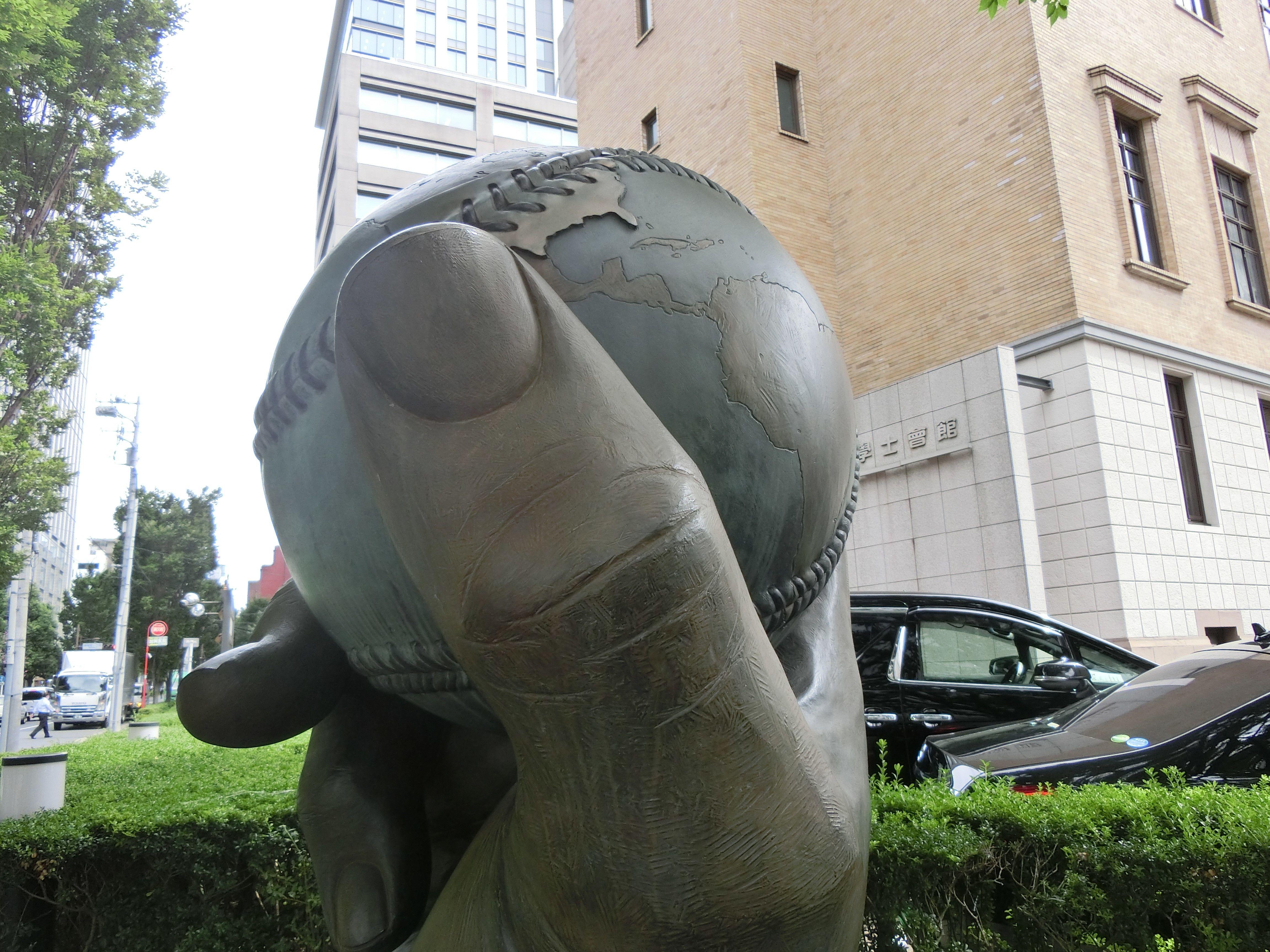「日本野球発祥の地」は「東京大学発祥の地」でもあった!