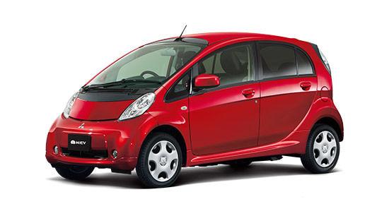 生産中止も「タダでは起きず」世界初の量産EV「i-MiEV」