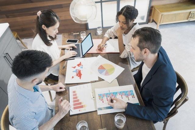 企業や事業を調査・分析するデューデリジェンス