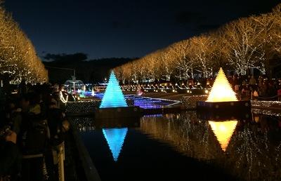 クリスマスで賑わう有楽町と立川 再開発追い風、駅の乗客数も激しく競う