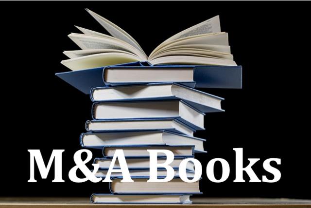 最近出版された「M&A関連本」2020年7-9月