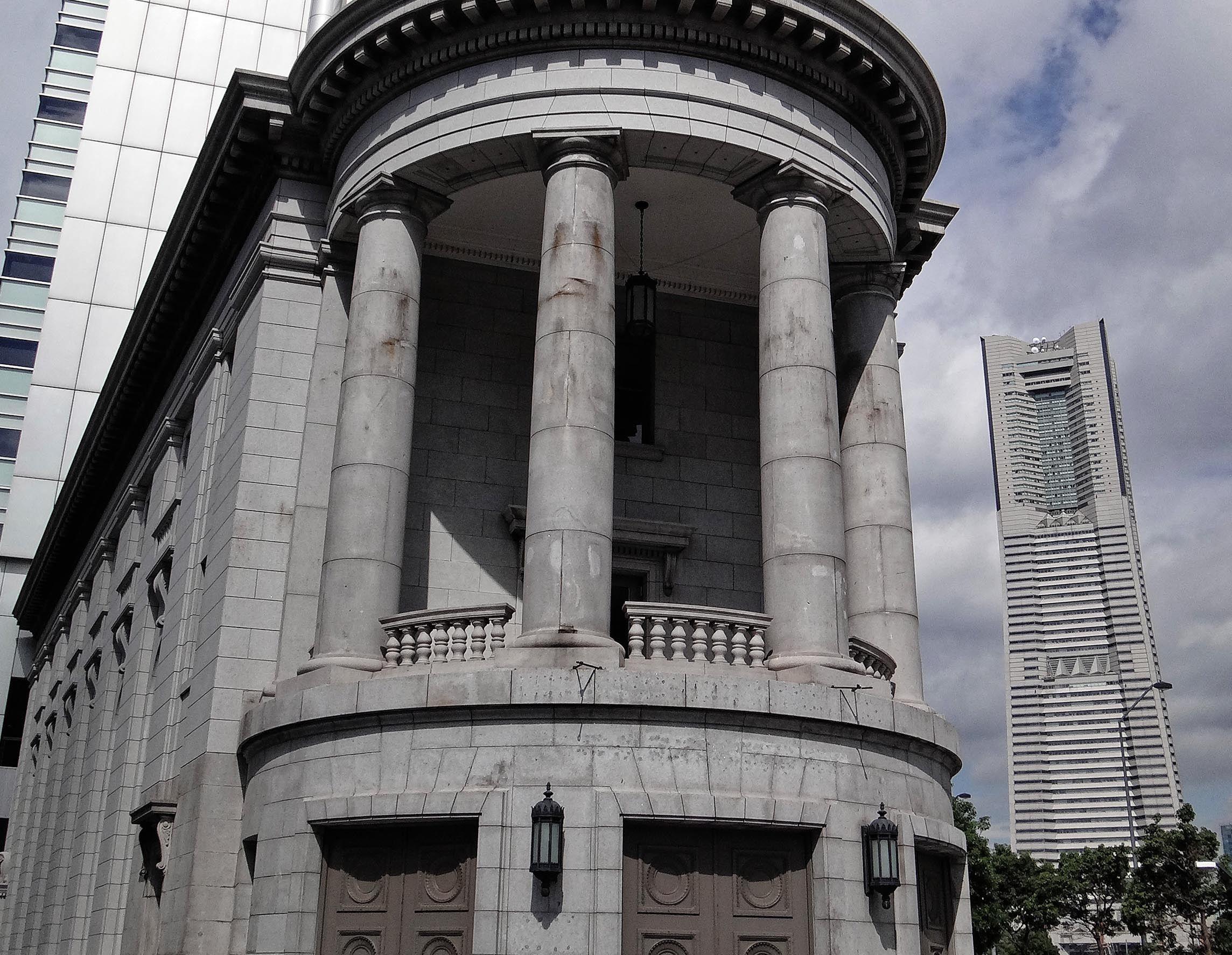 【横浜銀行】実は日本初の金融組織|ご当地銀行の合従連衡史