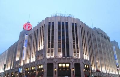 【三越伊勢丹ホールディングス】4つの百貨店がひとつに。組織再編でシェアード化を進める