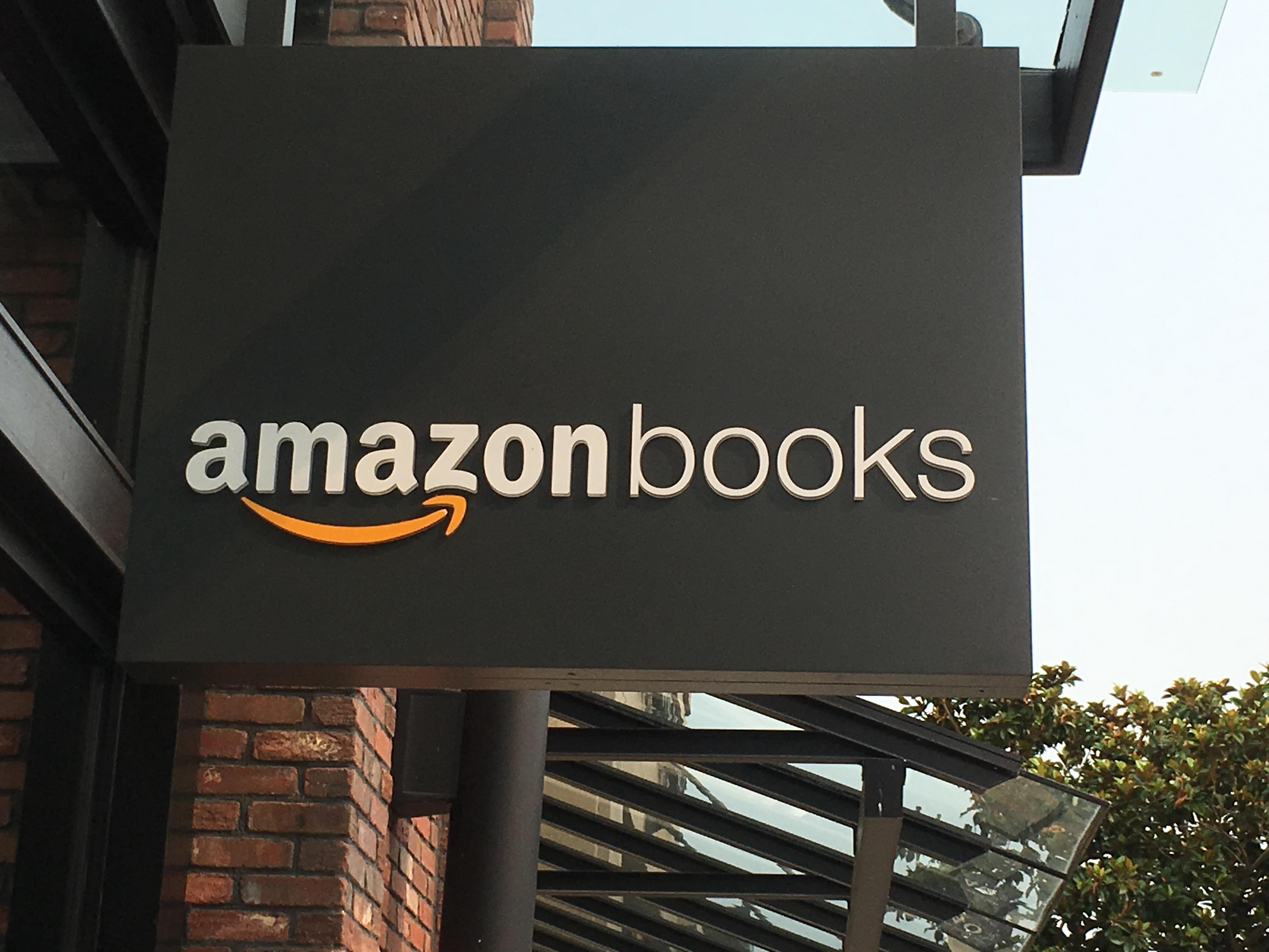 【米国ベンチャーレポート】Amazonのリアル店舗「Amazon Books」に行ってみた