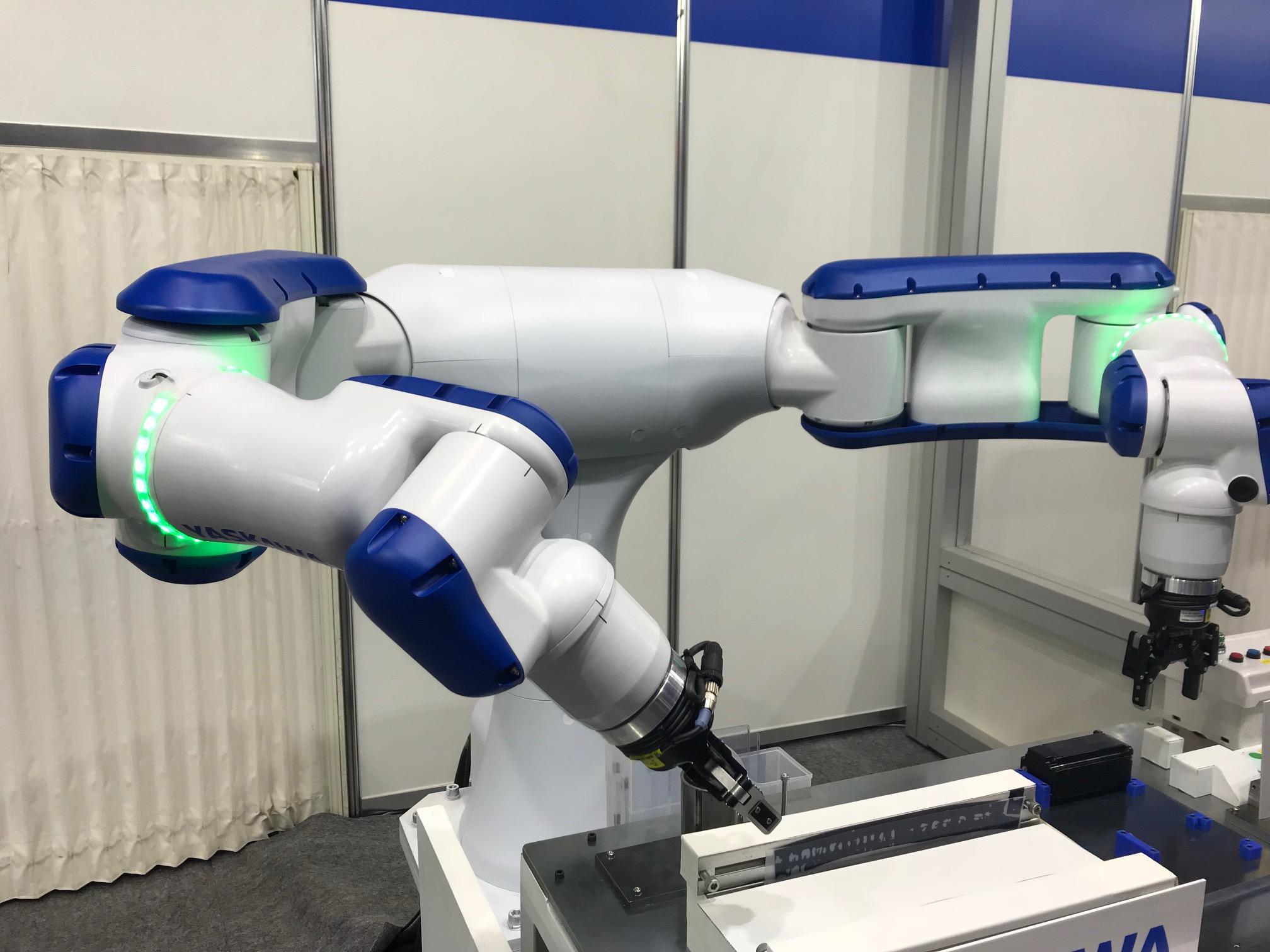 産業用ロボットを巡る日中の攻防戦が勃発
