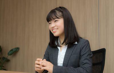 早稲田大学 山口萌さんに聞く MAOガールインタビュー(1)