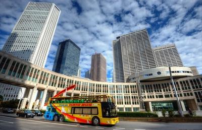GWで万事休す!? のバス事業|人とものを「運ぶM&A」