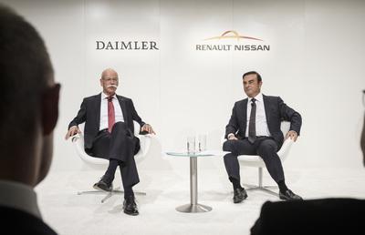 解消されたルノー・日産・ダイムラー3社提携の「中身と確執」