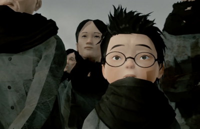 【話題作】北朝鮮強制収容所を3Dアニメで表現『トゥルーノース』の監督インタビュー