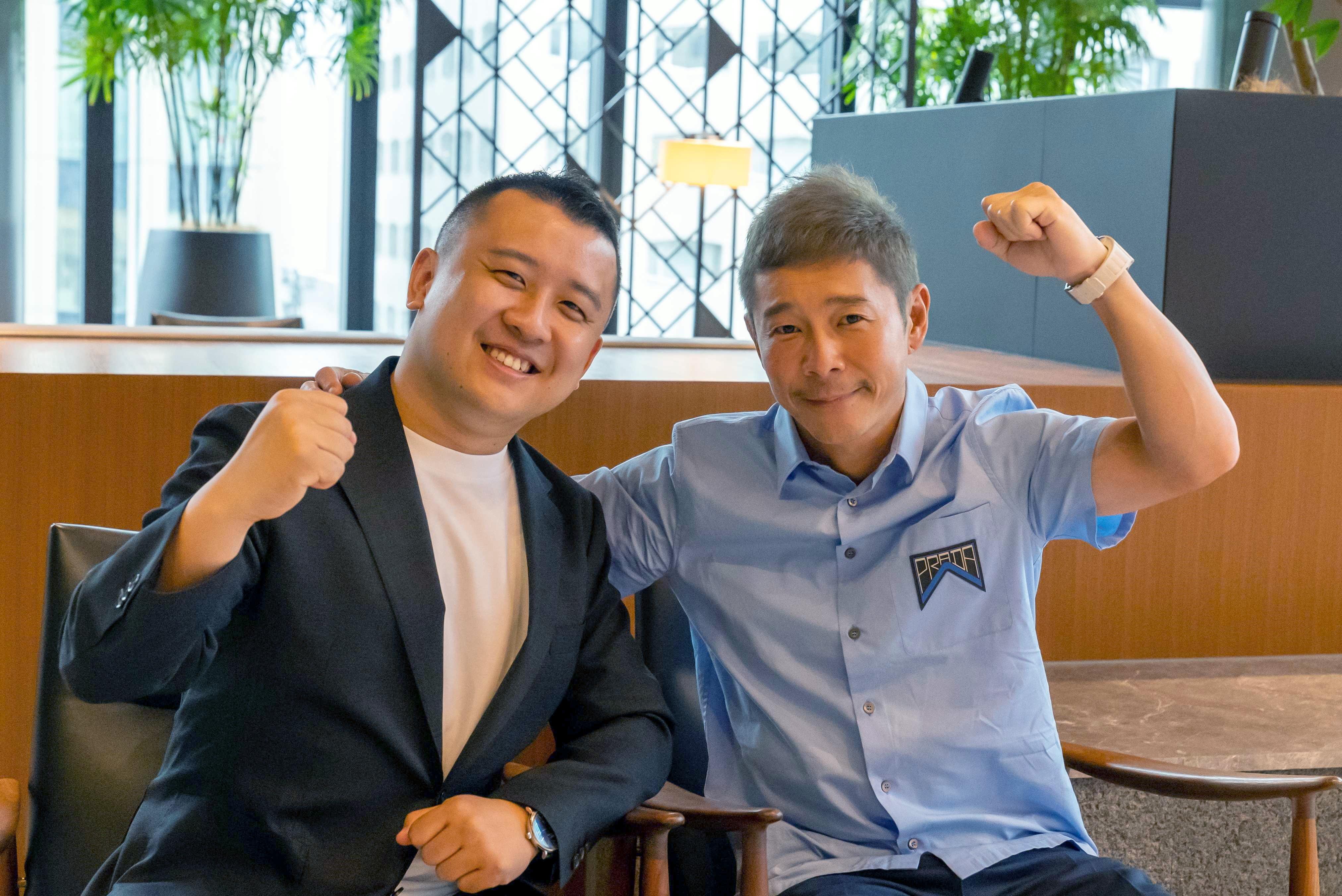 前澤(ZOZO元社長)氏が資金を提供 新しいブロックチェーンサービスの開発も