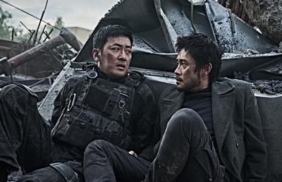 韓国で大ヒット!災害クライシス映画『白頭山大噴火』が公開に