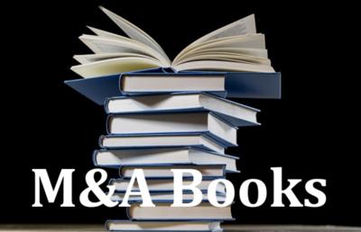 最近出版された「M&A関連本」2021年7ー9月