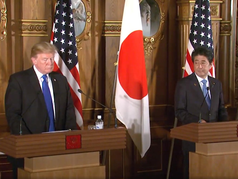 「安倍首相訪米」迫る-アメリカと韓国メディアの論調は