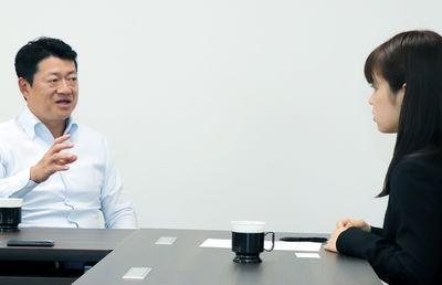 ヨシムラ・フード・ホールディングス 吉村元久社長に聞く MAOガールインタビュー(4)