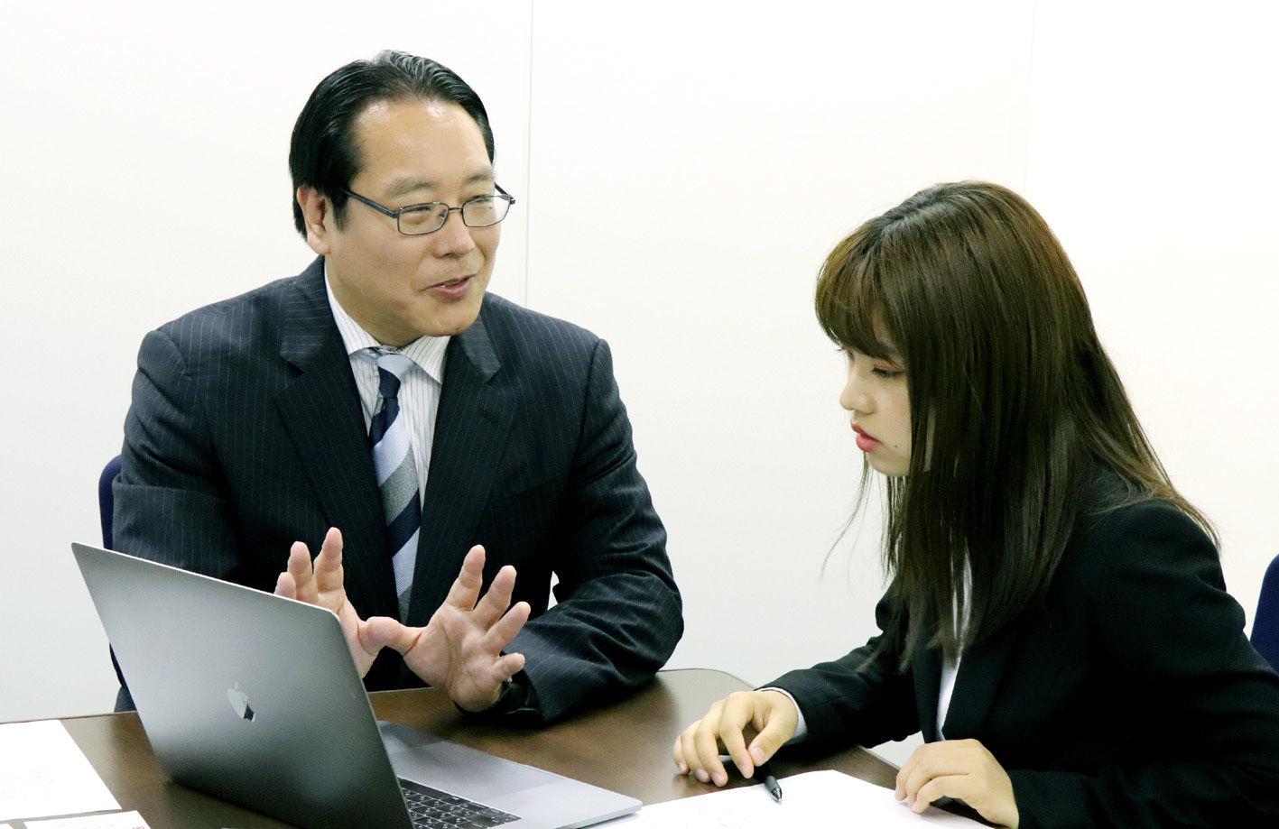 AOSリーガルテック 佐々木隆仁社長に聞く MAOガールインタビュー(7)