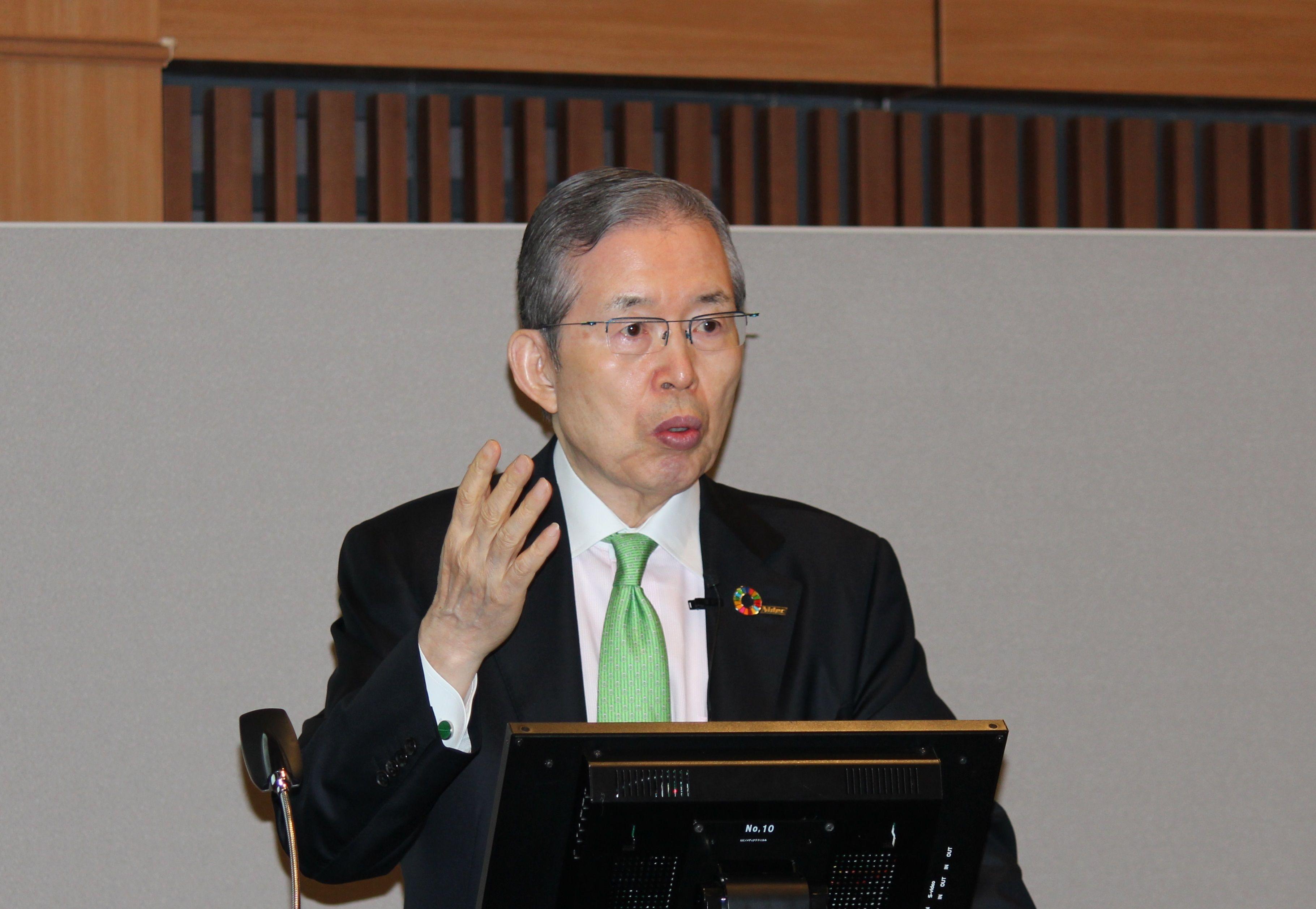 日本電産永守重信会長 自信満々の経営の中身は