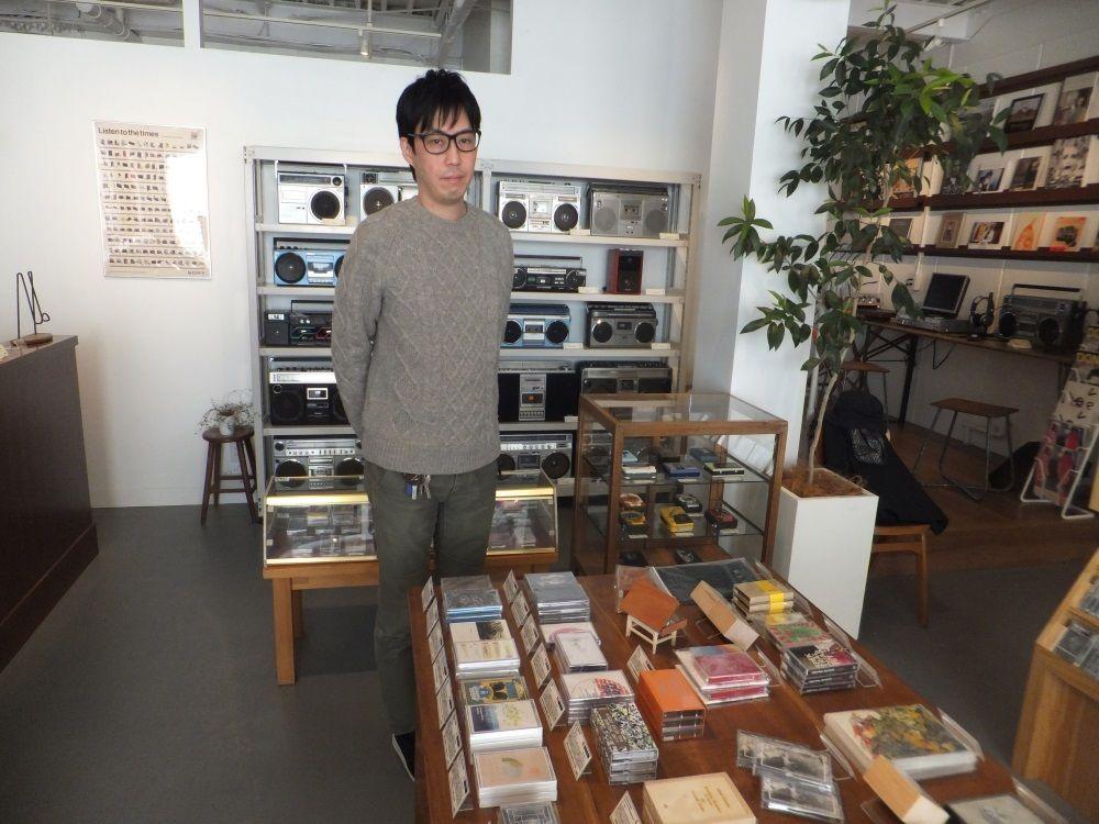 ネット通販プロが実店舗へ 「カセットテープ」で大胆起業(上)