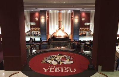 エヴァにも登場!日本を代表するビールを知る「ヱビスビール記念館」|大人の社会科見学