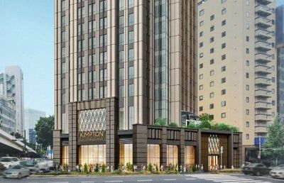 「キンプトン東京」開業! ホテルの全貌と運営会社の戦略は?