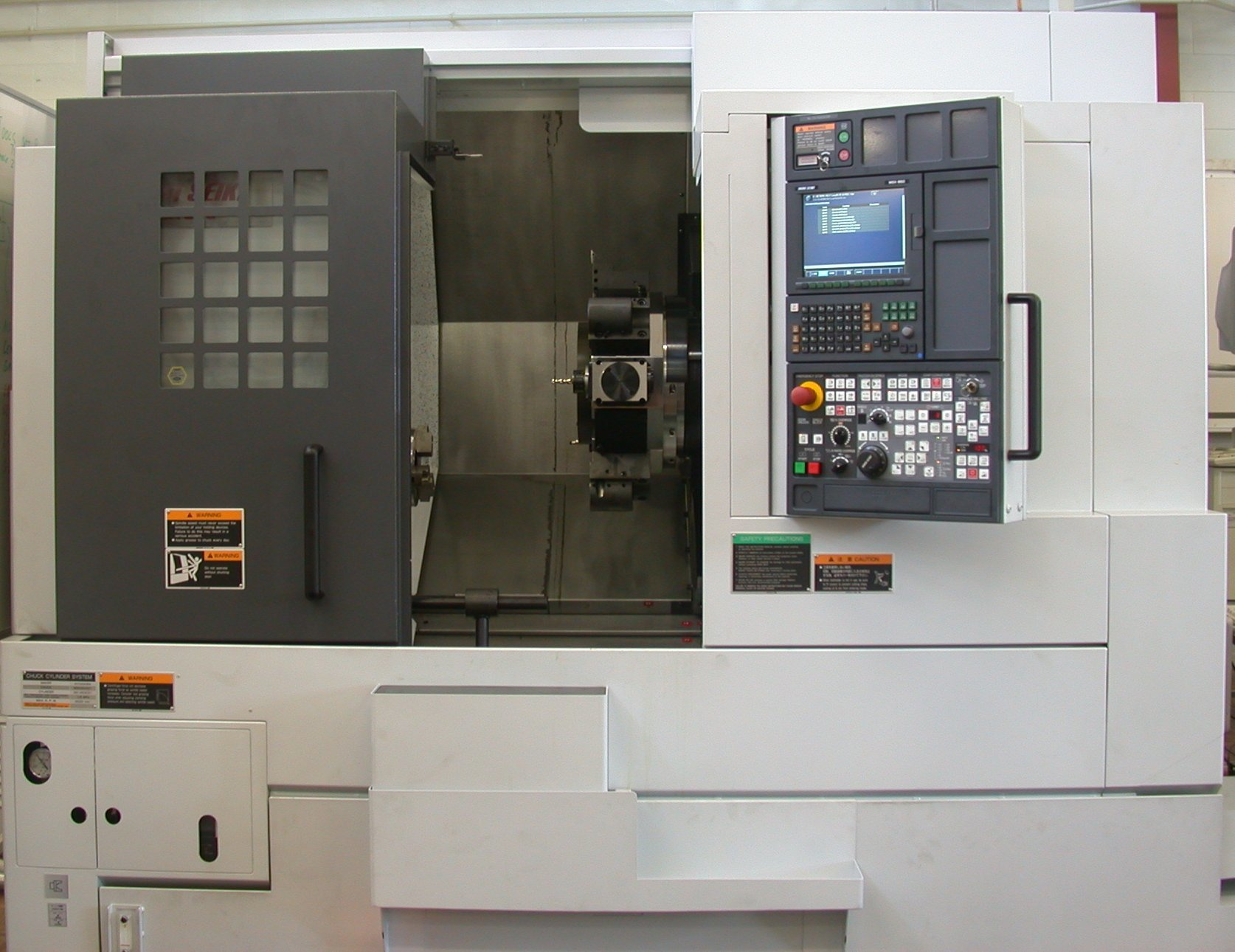 DMG森精機の工作機械