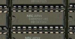 NECのDRAM