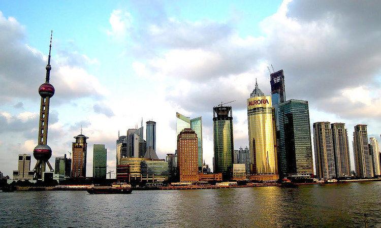 中国の商都・上海