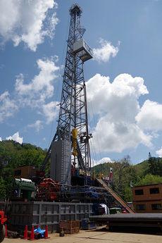 地熱発電所開発