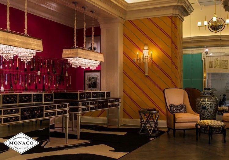 キンプトン ホテル モナコ フィラデルフィア